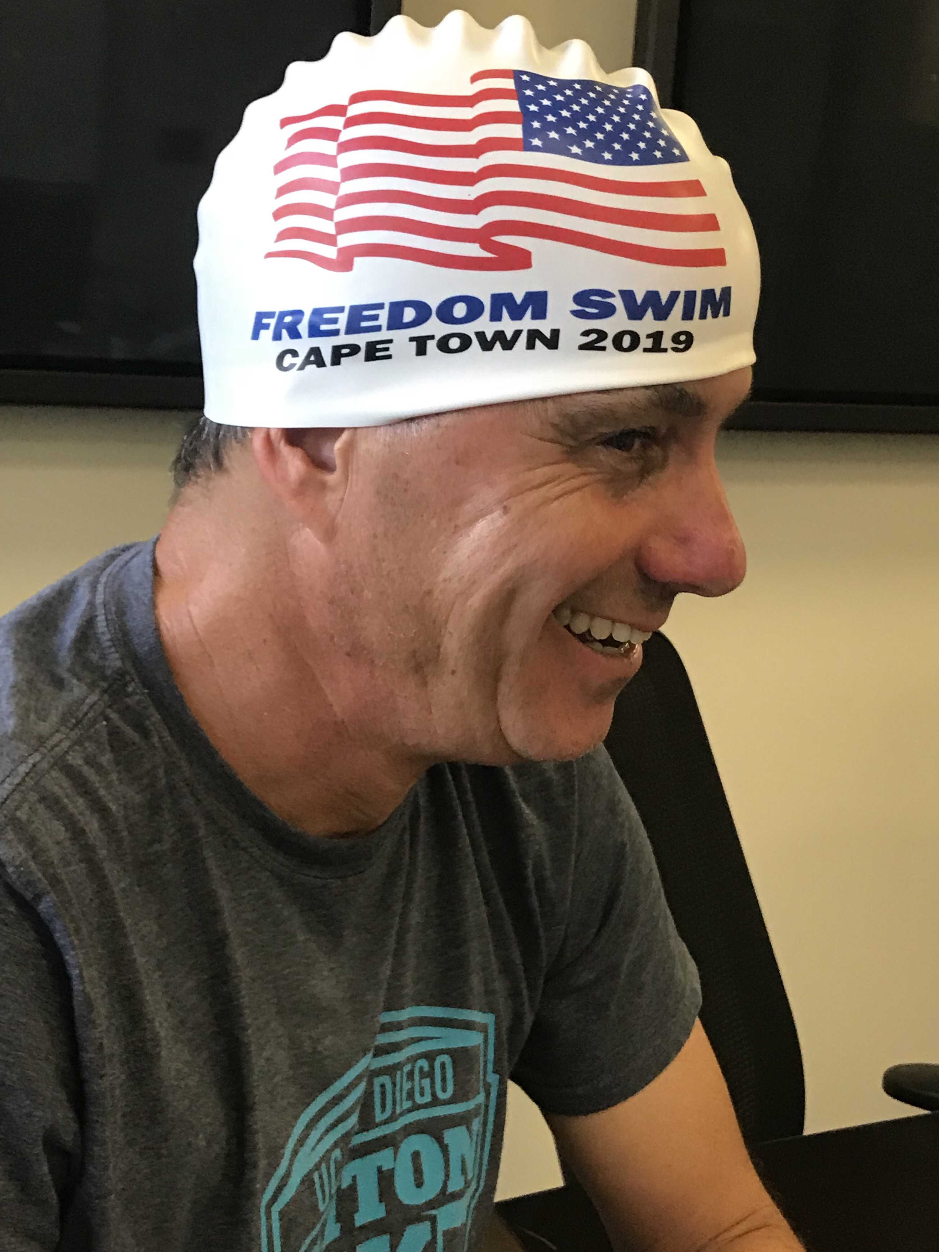 My Freedom Swim – March 2019