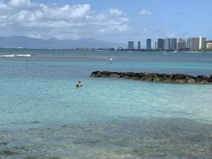 A fitting bookend: The Waikiki Long Distance Rough Water Swim